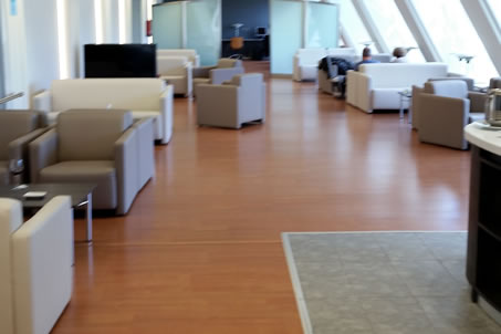 Business Lounge Bilbao Airport