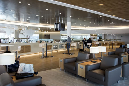 CibelesBusiness Lounge Madrid Airport