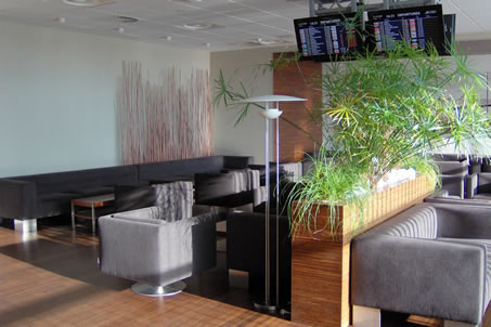 Airport Lounge - Prague's Airport