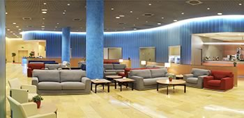 Permium Air Lounges. Sales VIP a l'aeroport