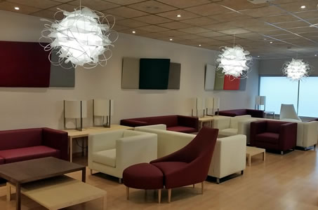 Business Lounge Sevilla Airport